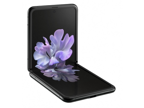 Samsung F700 Z Flip 256GB DS Mirror Black