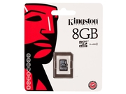 Karta pamięci Kingston Micro SD SDC4 Bez adaptera 8GB - SDC4/8GBSP
