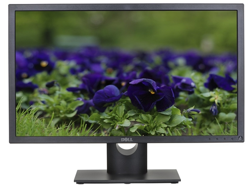 "Monitor Dell E2417H 210-AJXQ 23,8"" IPS/PLS FullHD 1920x1080 VGA DisplayPort kolor czarny"