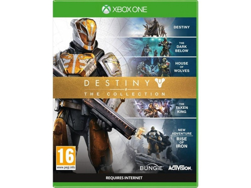 Gra Xbox One Destiny: Rise of Iron Complete Collection