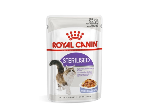 ROYAL CANIN Sterilised pasztet - saszetka 85g
