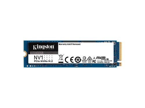 KINGSTON DYSK SSD SNVS/500G NV1 M.2 2280 NVMe SSD