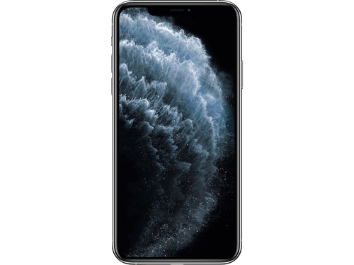Smartfon Apple iPhone 11 Pro Max 64GB Silver MWHF2PM/A Bluetooth WiFi NFC GPS LTE 64GB iOS 13.x Silver