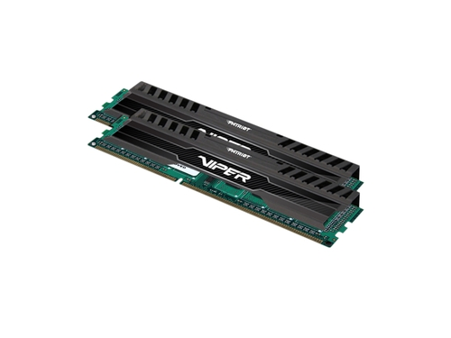 PATRIOT DDR3 8GB 2x4GB VIPER3 1866MHz CL10 XMP - PV38G186C0K