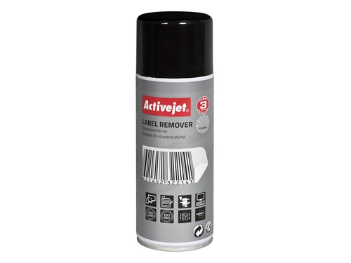 Preparat do usuwania etykiet Activejet Label Remover AOC-400 400 ml
