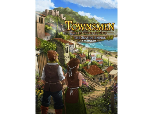 Townsmen - A Kingdom Rebuilt: The Seaside Empire - K01697