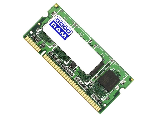 Pamięć Goodram SO-DIMM DDR3 8192MB PC1600 CL11 - GR1600S364L11/8G