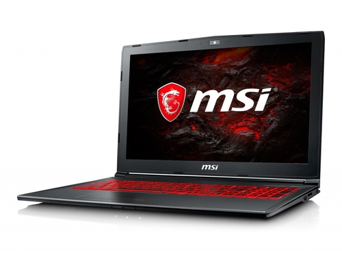 "Laptop gamingowy MSI GV62 7RC-047XPL Core i7-7700HQ 15,6"" 8GB HDD 1TB GeForce MX150 Intel HD NoOS"