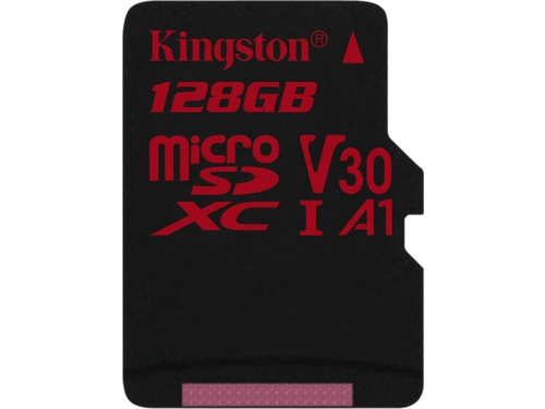 Karta pamięci MicroSDHC Kingston CANVAS 128GB Class 10 SDCR/128GBSP