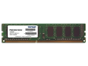 Patriot 8GB 1600MHz DDR3 Non-ECC CL11 DIMM 1.5V - PSD38G16002