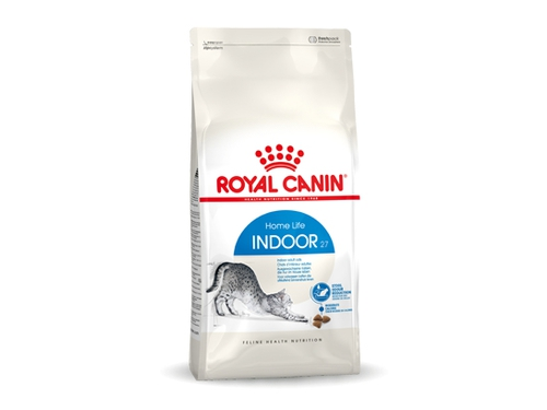 Karma Royal Canin Cat Food Indoor 27 Dry Mix 10kg