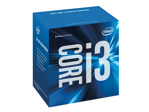 PROCESOR CORE i3-7100 3.9GHz LGA1151 BOX - BX80677I37100
