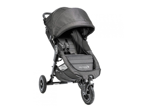 Baby Jogger Wózek Gł. spacer. CITY MINI GT Charcoal