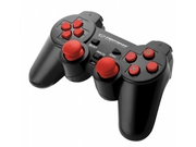 ESPERANZA GAMEPAD PC/PS3/PS2 USBCZARNO/CZERWONY CO - EGG106R