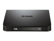 D-LINK GO-SW-16G 16 x 1000Mbps Ethernet Switch - GO-SW-16G/E