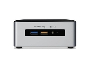 Zestaw NUC Komputer Intel NUC BOXNUC7i5BNK 950955 USFF Core i5-7260U Intel® Iris Plus Graphics 640 DDR4 SO-DIMM NoOS