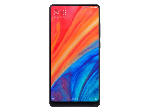 Smartfon XIAOMI Mi Mix 2S 64GB WiFi GPS NFC Bluetooth LTE DualSIM 64GB Android 8.0 kolor czarny