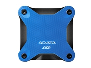 ADATA DYSK SSD External SD600Q 240GB USB3.1 Blue - ASD600Q-240GU31-CBL