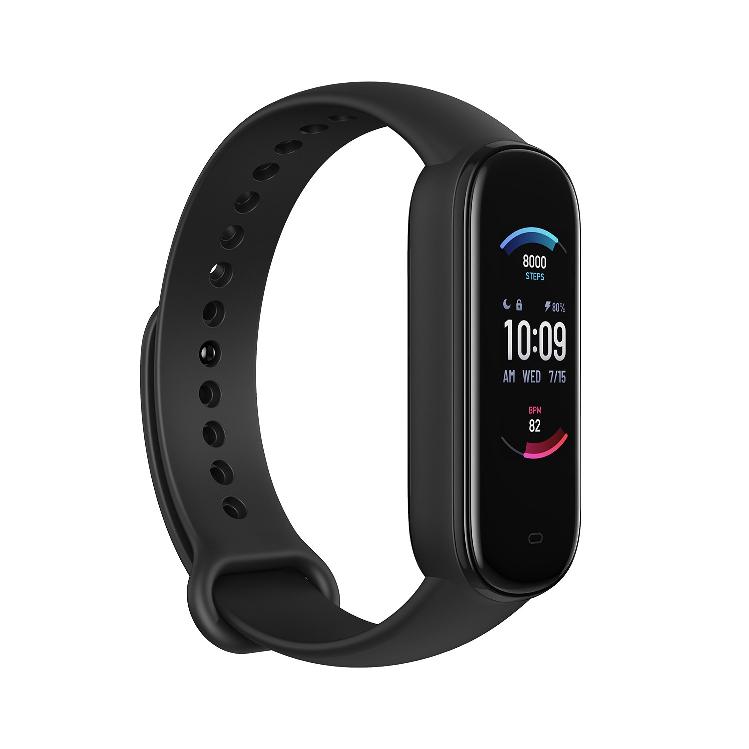#Smartwatch Huami Amazfit BAND 5 Black