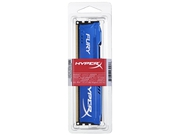 Pamięć RAM Kingston HyperX FURY DDR3 1866 MHz 4GB CL10 Niebieski - HX318C10F/4