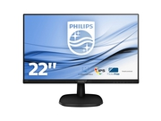 "MONITOR PHILIPS LED 21,5"" 223V7QDSB/00"