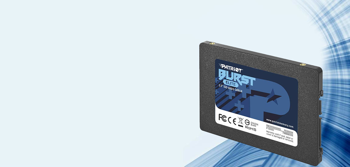 #Dysk SSD PATRIOT BURST ELITE 120GB SATA 3 2.5INCH
