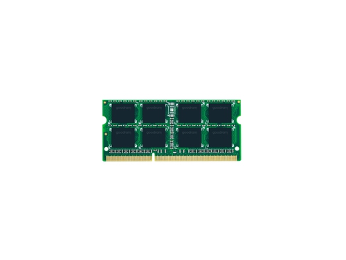 Pamięć Goodram SO-DIMM DDR3 4096MB PC1333 CL9 512x8 - GR1333S364L9S/4G
