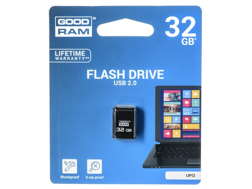 Pendrive GoodRam Piccolo 32GB USB 2.0 UPI2-0320K0R11