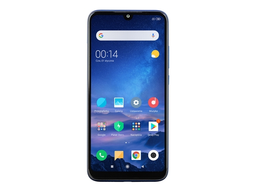Smartfon XIAOMI Redmi 7 32GB Blue Bluetooth WiFi GPS LTE DualSIM 32GB Android 9.0 Comet Blue