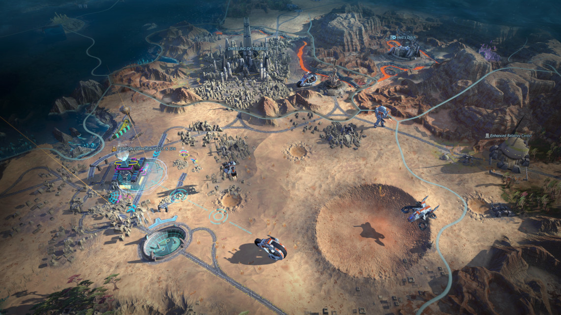 #Age of Wonders: Planetfall - Premium Edition