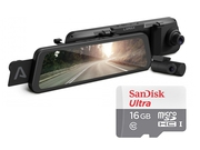 Wideorejestrator LAMAX S9 Dual + SANDISK microSDHC 16GB ULTRA 80MB/s C/10 UHS-I - LMXS9D