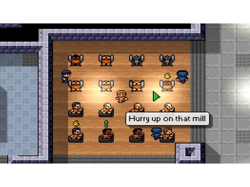 Gra PC The Escapists - wersja cyfrowa