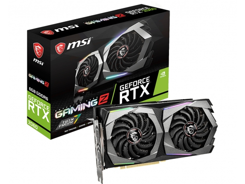 Karta graficzna MSI GeForce RTX 2060 GAMING Z 6GB