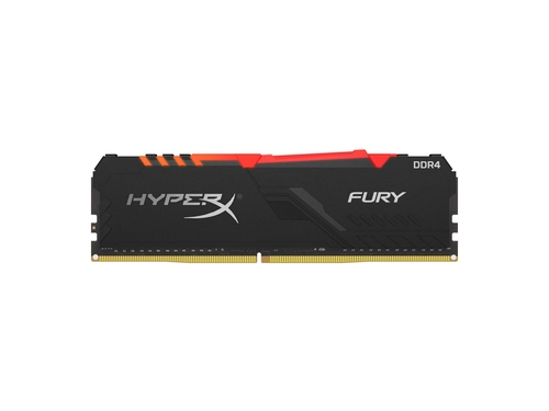 KINGSTON HyperX FURY 8GB 3600MHz DDR4 CL17 RGB - HX436C17FB3A/8