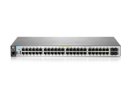 Switch HP 2530 J9778A 4x 10/100/1000Mbps 2x 10/100Mbps