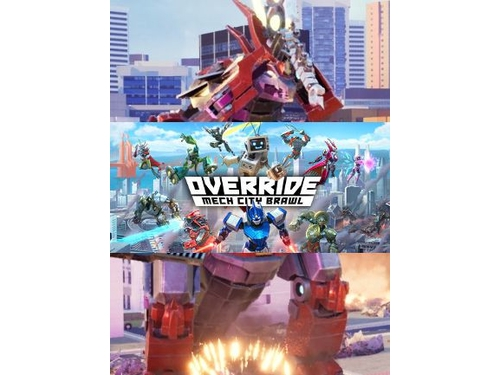 Override: Mech City Brawl Super Mega Charged Edit. - K01447