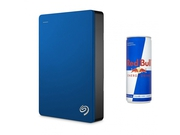 HDD Seagate Backup Plus 5TB USB 3.0 STDR5000202 + RED BULL