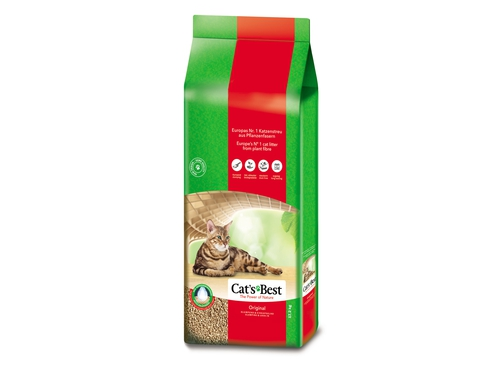 Żwirek CAT'S BEST ORIGINAL 40 L