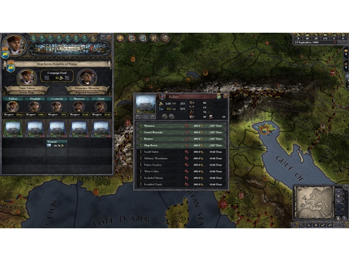 Gra PC Crusader Kings II: The Republic wersja cyfrowa DLC