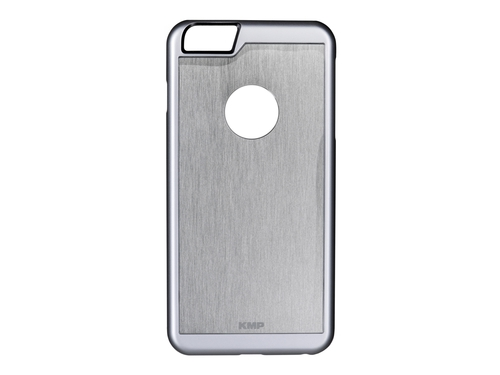 Etui aluminiowe KMP 1415610210 do iPhone 6s Plus do iPhone 6 kolor szary