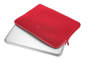 "Etui na laptopa TRUST Primo Soft Sleeve 15.6"" Red - 21250"