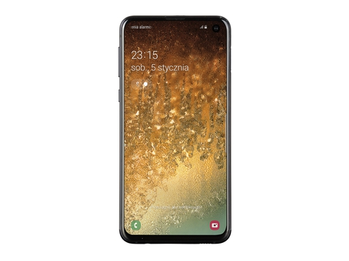 Smartfon Samsung Galaxy S10e 128GB Prism Black Bluetooth WiFi NFC GPS LTE Galileo DualSIM 128GB Android 9.0 Prism Black