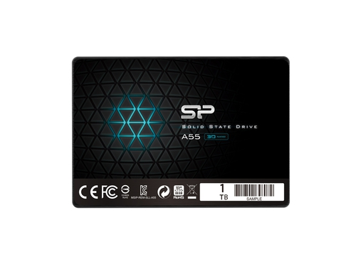 SSD Silicon Power Ace A55 1TB SATAIII (3D NAND) - SP001TBSS3A55S25