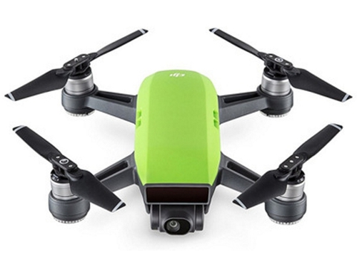 Dron DJI Spark Meadow Green CP.PT.000744 zielony