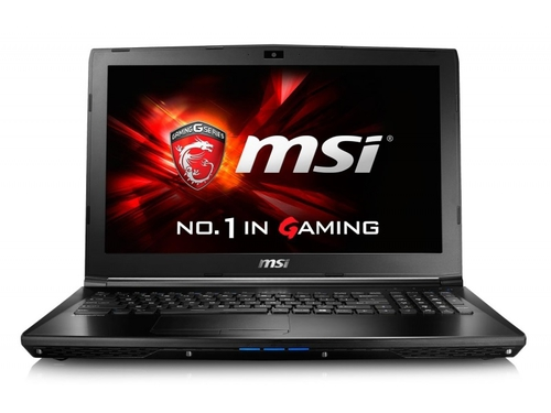 "Laptop gamingowy MSI GL62 7QF-1675XPL Core i5-7300HQ 15,6"" 8GB HDD 1TB GeForce GTX960M NoOS"