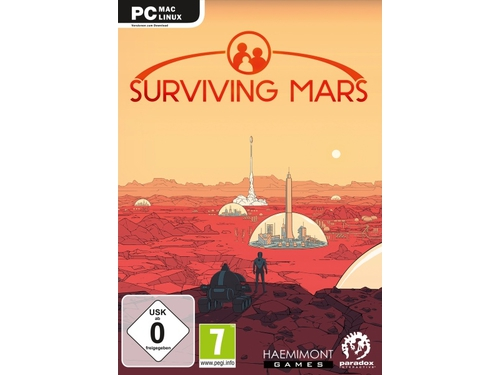 Surviving Mars - K00601