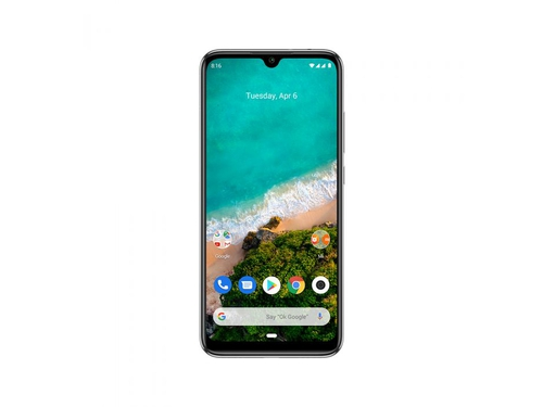 Smartfon XIAOMI Mi A3 64GB White GPS Bluetooth WiFi DualSIM 64GB Android One kolor biały White