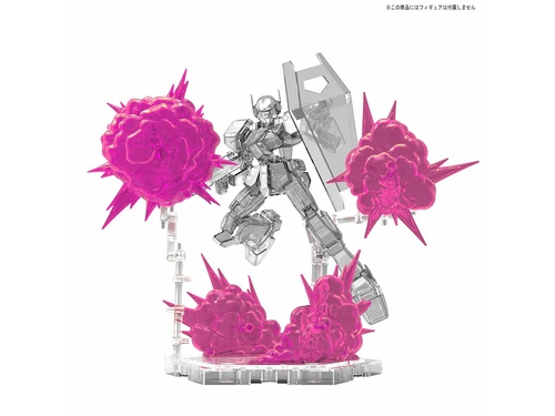 FIGURE RISE EFFECT - BURST EFFECT (SPACE PINK)