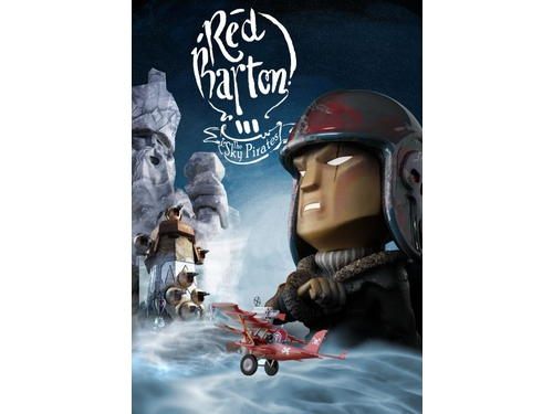 Red Barton and the Sky Pirates - K00648