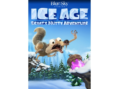 Ice Age: Scrat's nutty adventure - K01521